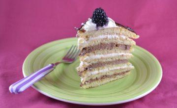 Torta pancake