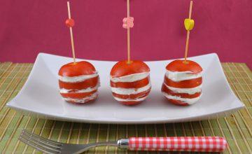 Millefoglie di pomodori