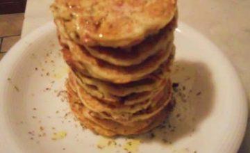 Pancakes di couscous