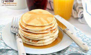 Pancake tradizionali super soffici