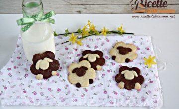 Biscotti pecorella