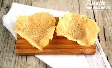 Cestini (cialde) di formaggio