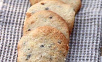 Cookies alla banana