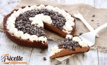 Crostata super cioccolatosa