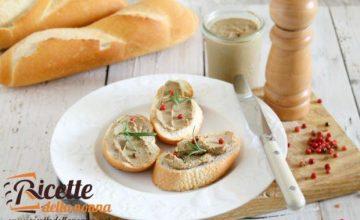 Crostini di fegatini (crostini toscani)