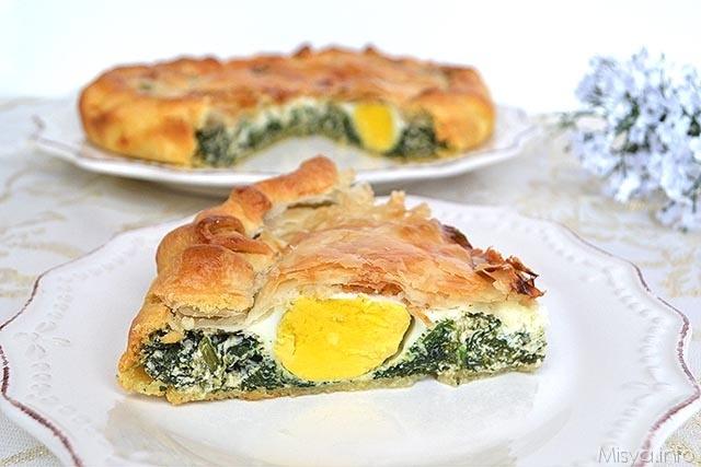 Ricetta Torta Pasqualina Da Misyainfo Infrigo