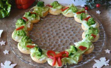 Ghirlanda salata