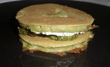Pancakes di fave