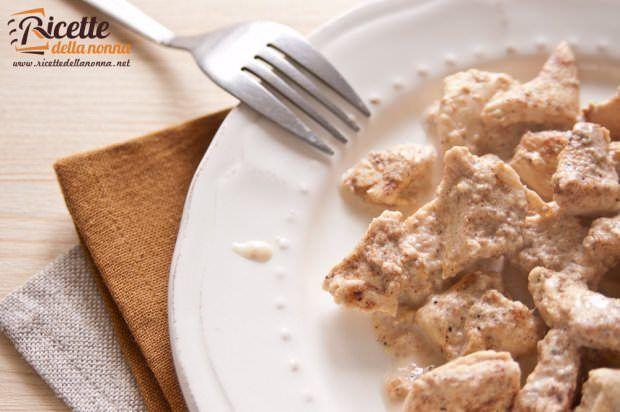 Petti di pollo alla cannella