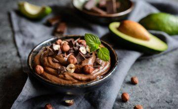 La ricetta del budino di avocado senza gelatina