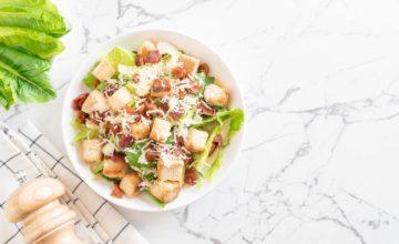 Caesar salad: un'insalata coi fiocchi!