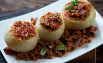 Cipolle ripiene al forno: fatte in casa sono ancora più buone!