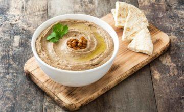 Hummus di lenticchie: la crema vegana facile da fare, anche col bimby