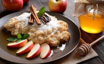 Porridge di riso, un dolce buonissimo e senza glutine!