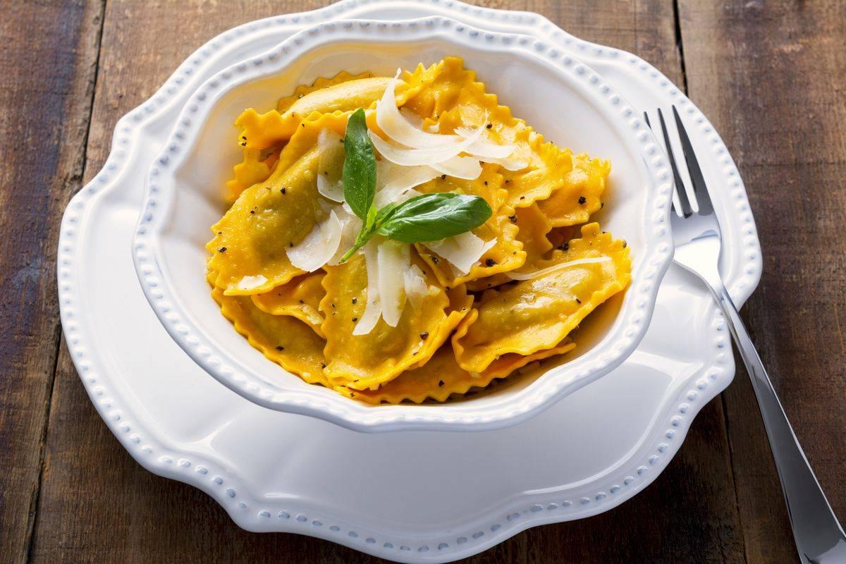 Tortelli di zucca con taleggio: un piatto tradizionale e delizioso!