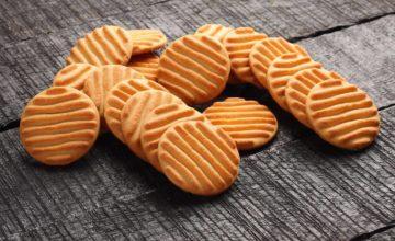 Ricetta dei biscotti al burro, morbidi e golosi come quelli della nonna!