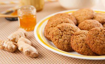 Biscotti allo zenzero fatti in casa: la ricetta per i biscottini deliziosi e profumati
