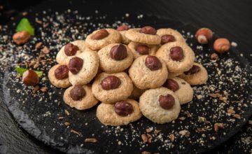 Biscotti alle nocciole, semplici e veloci