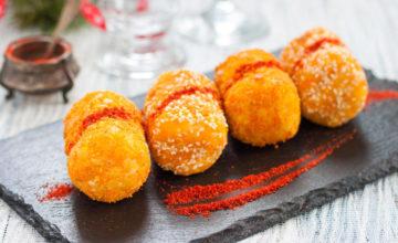 Sfiziosi bocconcini ripieni di salame e provolone: per un aperitivo coi fiocchi!