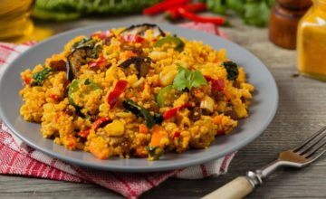 Cous cous di verdure: prepariamolo insieme!