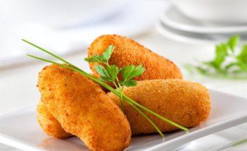 Sfiziose e buonissime: sono le crocchette di patate con surimi!