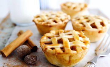 Crostata di mele, un dessert che sa di casa!