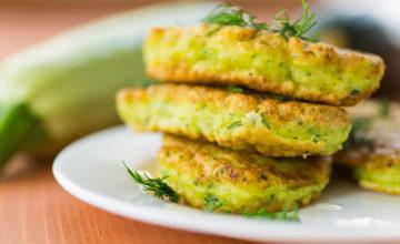 Deliziose frittelle di zucchine: facilissime