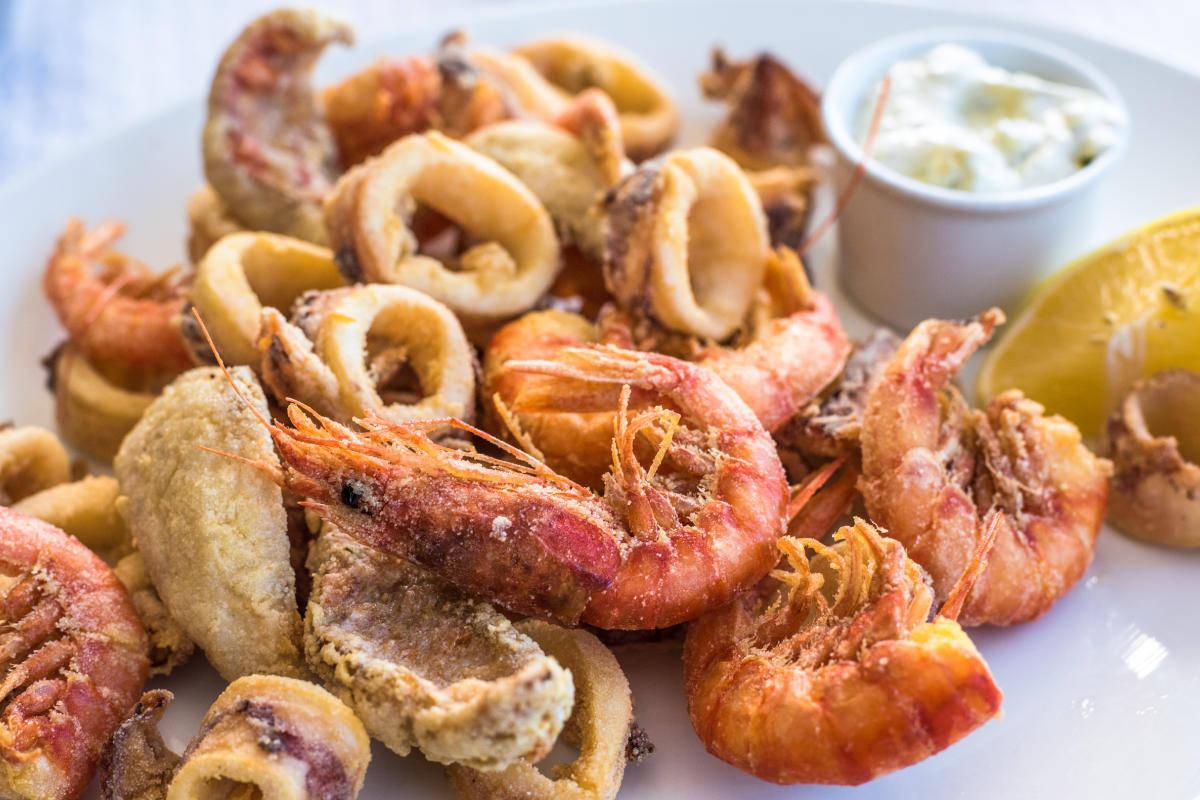 Come preparare un ottimo fritto misto di pesce