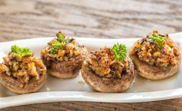 Funghi gratinati senza glutine: la ricetta per un piatto da sogno!