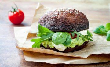 Funghi portobello burger: una ricetta vegana alternativa e deliziosa!