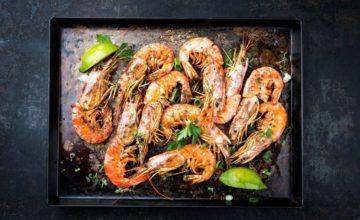 Ricetta dei gamberoni al forno: un antipasto facile e buonissimo!
