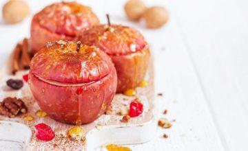 Come fare le mele cotte, perfette come fine pasto