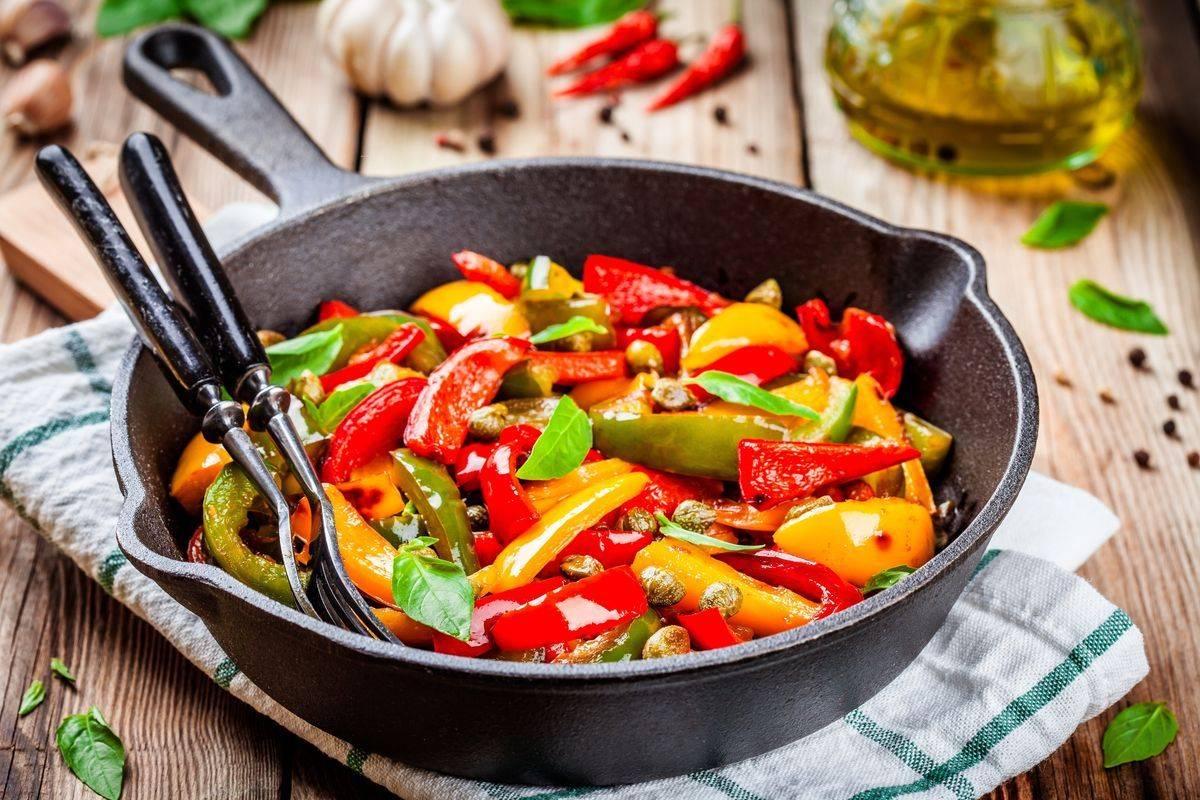 I peperoni fritti sono il contorno perfetto per l'estate: ecco come prepararli!