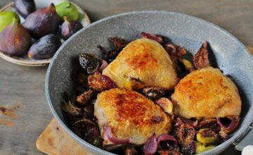 Pollo con fichi freschi: una ricetta per chi ama gli accostamenti insoliti!