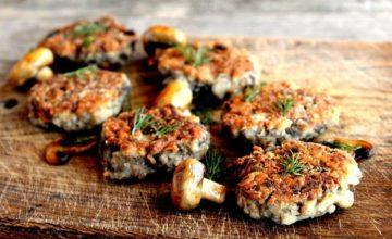 Polpette di funghi vegan: un secondo piatto delizioso!