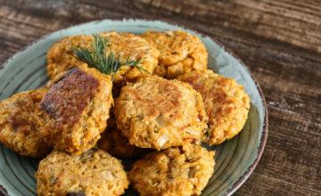 Polpette di ceci e tofu: sfiziose, naturali e facili da fare!