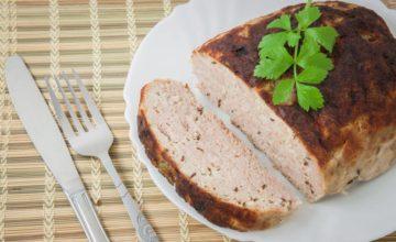 Polpettone di tonno: la ricetta (anche con il Bimby)