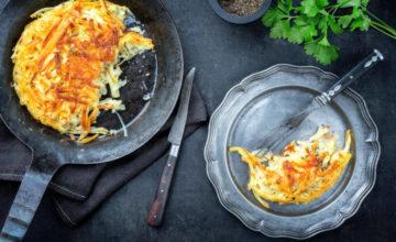 Rosti di zucchine al forno, una ricetta light e veloce