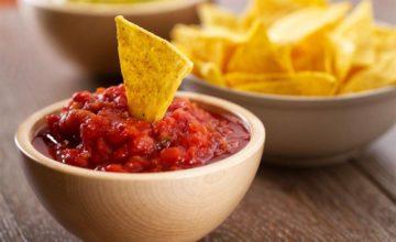 Salsa messicana: indispensabile per i vostri nachos!