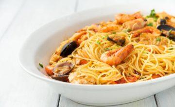 Incredibili spaghetti allo scoglio fatti in casa!