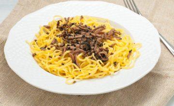Benvenuti in Piemonte! Prepariamo insieme i tagliolini al tartufo di Alba