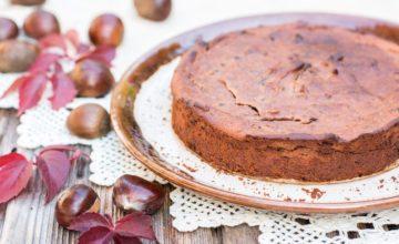 Vorresti un dolce davvero originale? Prova la torta di castagne