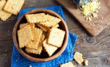 Attenzione! I cracker simil Tuc fatti in casa creano dipendenza