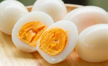 Prepariamo insieme le uova sode: sicuri di saperle fare alla perfezione?