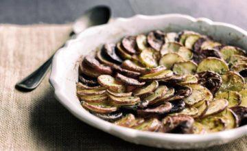 Zucchine alla scapece: la ricetta napoletana per un contorno da favola!