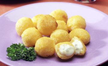 Crocchette di gorgonzola
