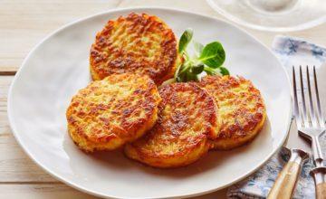 Hamburger di patate