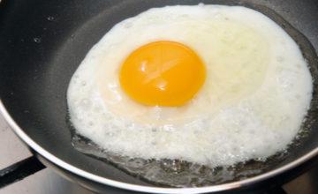 Uovo all occhio di bue