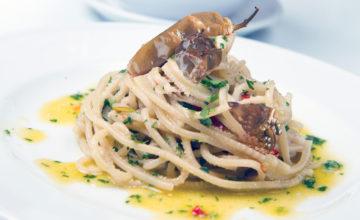 Spaghetti ai friggitelli