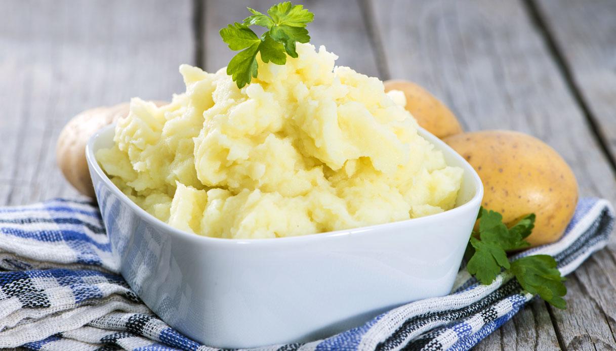 Purè di patate con il Bimby